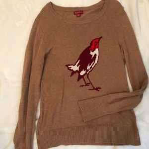 Merona Sweaters - Bird sweater